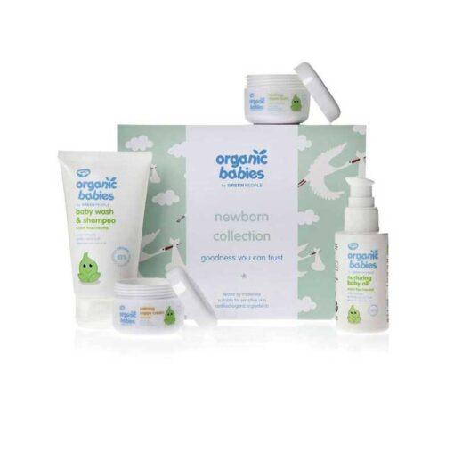 organic baby gift set