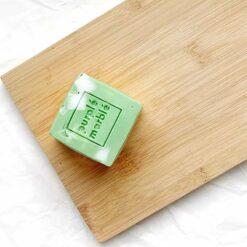 apple soap bar