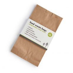 compostable food waste bags product shot