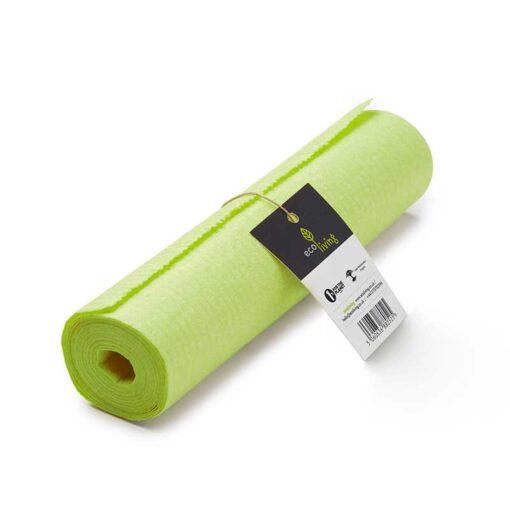 reusable sponge kitchen roll in green