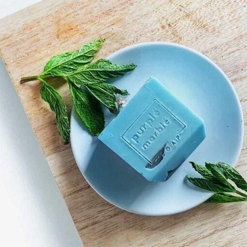 handmade vegan soap bar