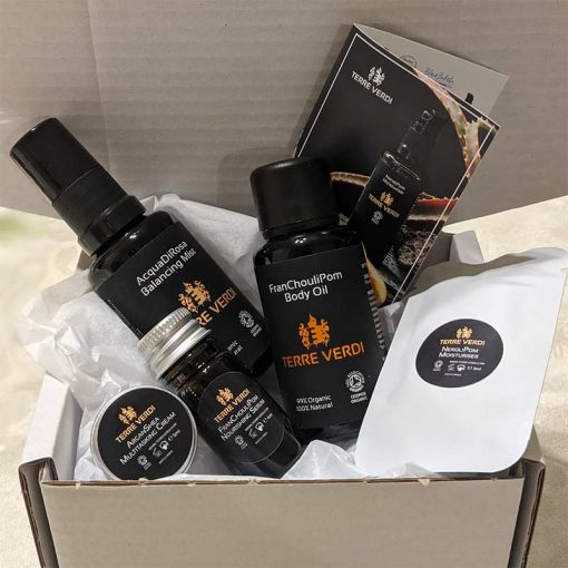 face and body luxury set