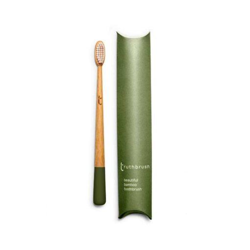 moss green truthbrush