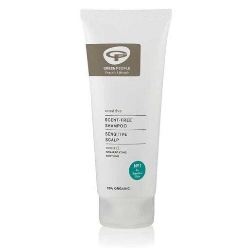 organic sensitive shampoo