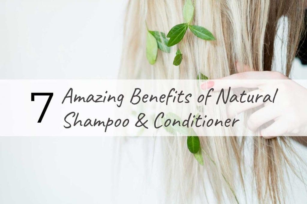 benefits of natura shampoo and conditioner bars