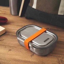 Leak Resistant Lunch Boxes