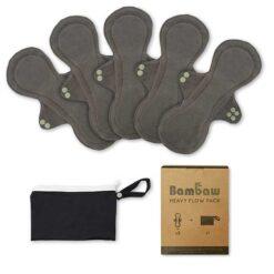 reusable cloth sanitary pads