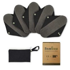 reusable sanitary pads 5 pack