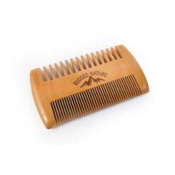 double sided beard comb