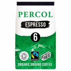 percol plastic free coffee