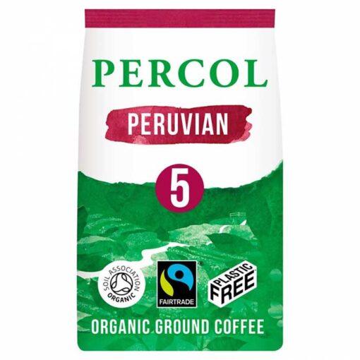percol coffee bold peruvian