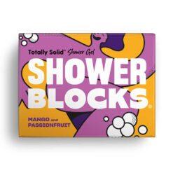 mango and passion fruit shower blocks