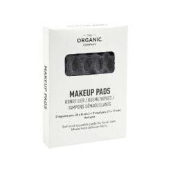 reusable makeup wipes in cardboard box