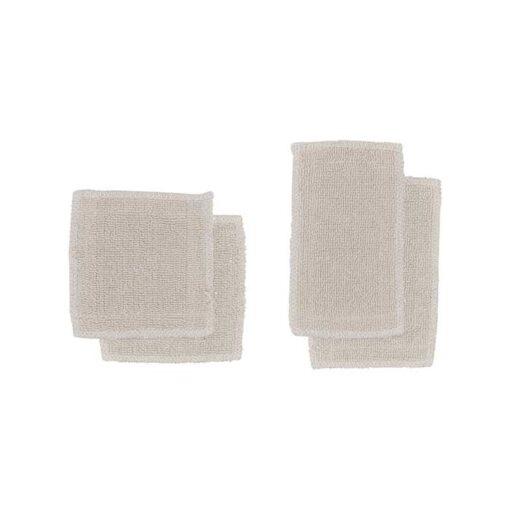 stone organic makeup pads