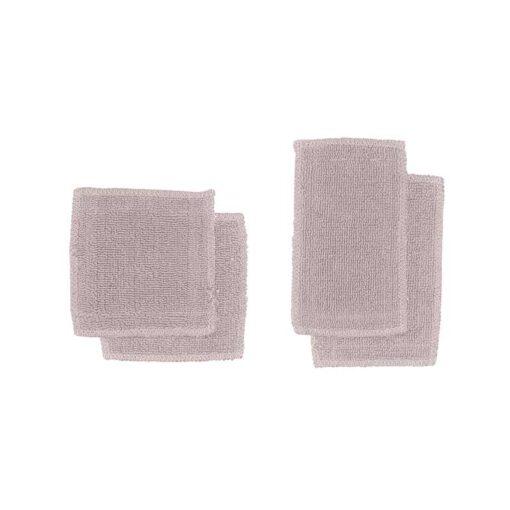 lavender organic makeup pads