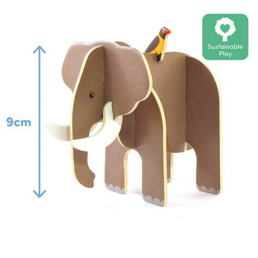 elephant plastic free toy
