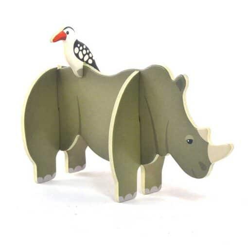 rhino playset