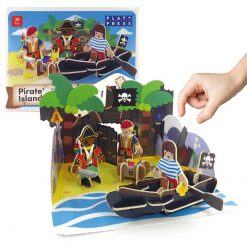 eco friendly pirate playset