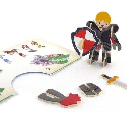 knights castle playset plastic free