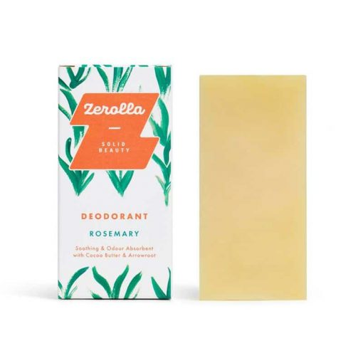 deodorant bar next to packaging