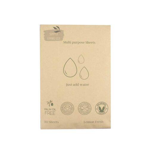 multipurpose cleaner wipes 30 pack