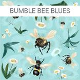 bumble bee blues swatch