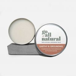 go all natural deodorant earthy and grounding