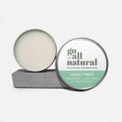 go all natural deodorant lovely fresh