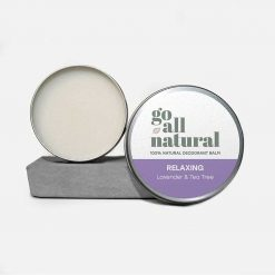go all natural deodorant relaxing wth lavender