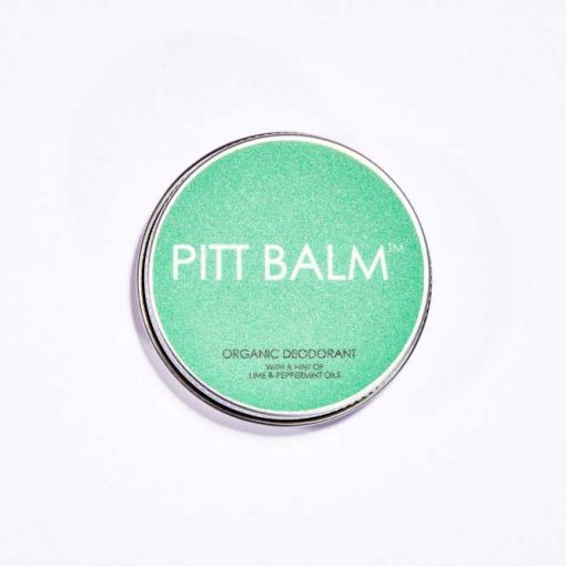 pitt balm deodorant with peppermint