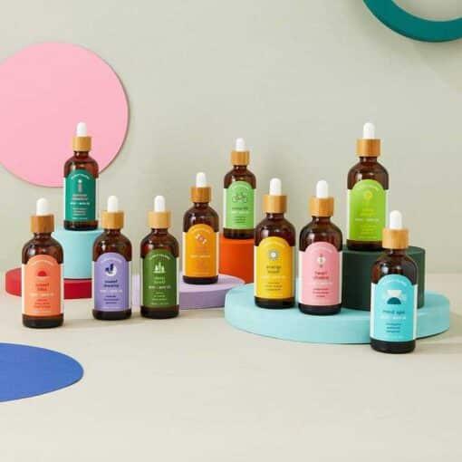 bath and boy oils