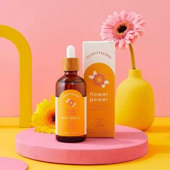 flower power body and bath oil