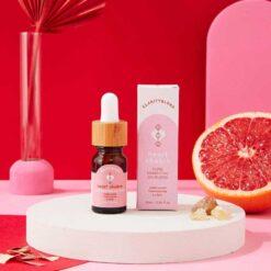 heart chakra pure essential oil blend