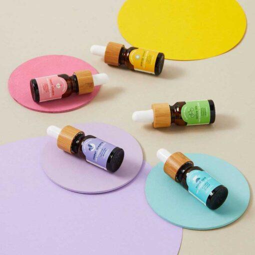 5 clarity blend diffuser oils