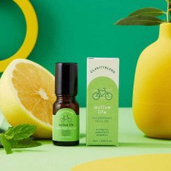 active life roll on oil with lemon