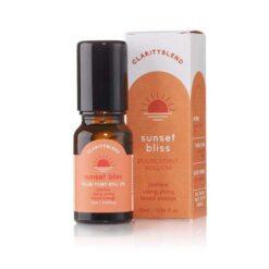 sunset bliss roll on oil