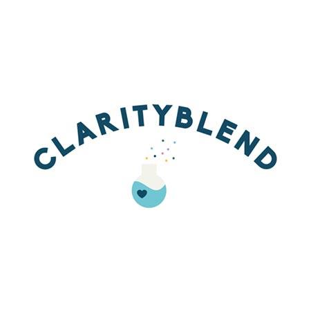 clarity blend oils brand logo