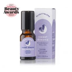 aromatherapy roll on oil with lavender