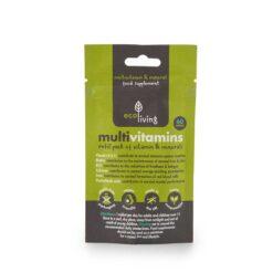 ecoliving vegan multivitamins