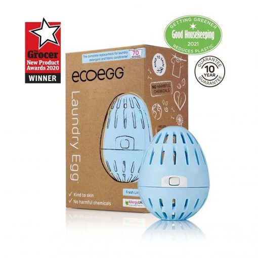 ecoegg laundry egg fresh linen product shot