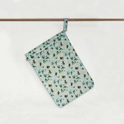 bumble bee hanging nappy bag