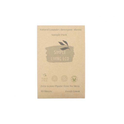 laundry detergent sheets 10 pack