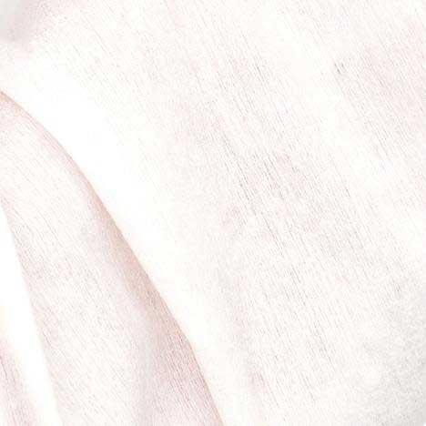 little lamb nappy liner up close