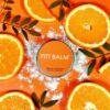 pitt balm natural deodorant with oranges