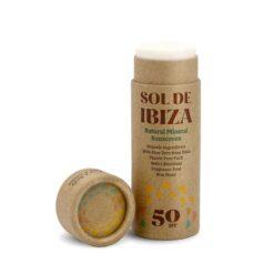 sol de ibiza vegan sunscreen stick