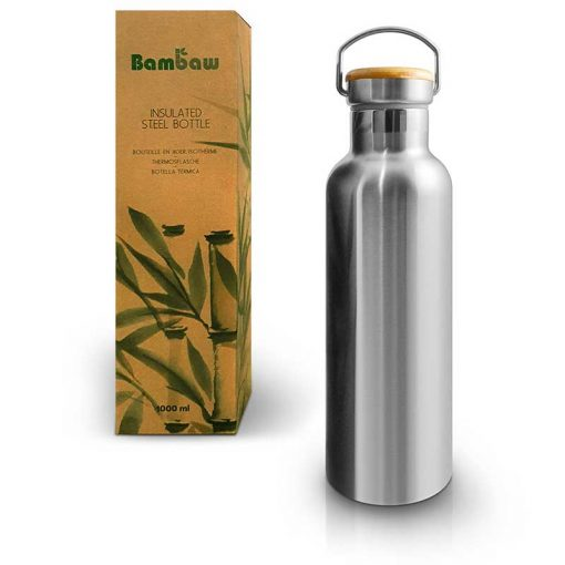 bambaw insulated water bottle 1000ml