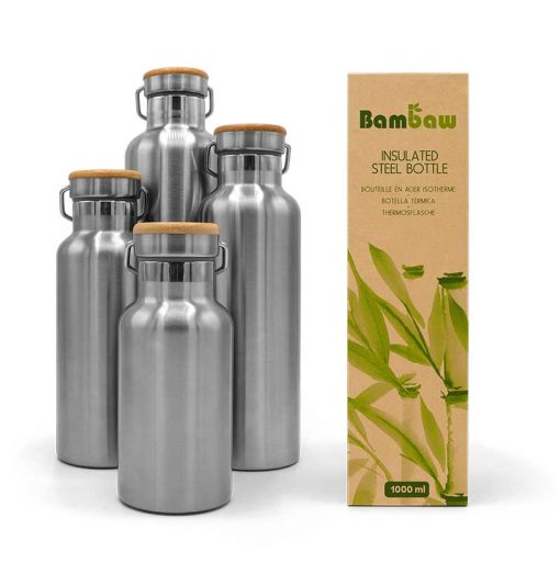 bambaw insulated water bottle collection