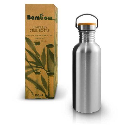 bambaw water bottle 750ml