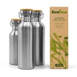 bambaw stainless steel water bottle collection