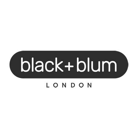 black and blum brand logo